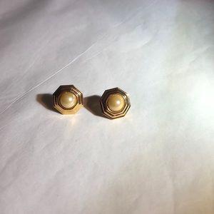 Pearl Style Earrings